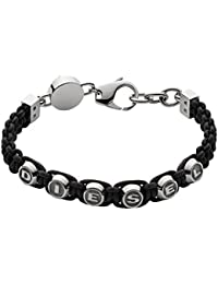 Diesel Men's Bracelet Stainless Steel Silver DX0947040