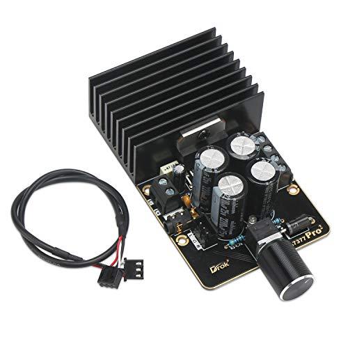 Amplificador de Potencia Digital, Droking 30W + 30W Tarjeta de Amplificador de...