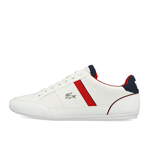 Lacoste Chaymon 218 1 Cam, Sneaker Man White (wht / Nvy 042)