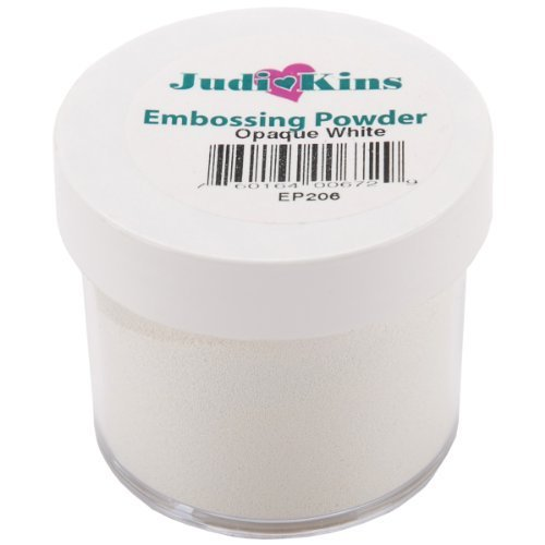 Judikins EP2-06 Embossing Powder, 2-Ounce, Opaque White by Notions - In Network -