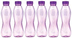 Milton Water Bottle 1 Litre 6 Pcs; Color & Design May Vary