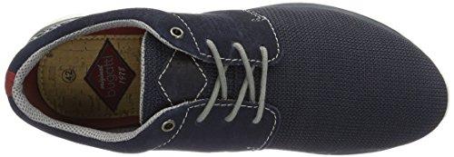 bugatti Herren K420636 Sneakers Blau (navy 423)