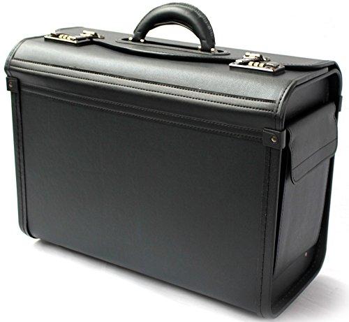 Pilotenkoffer in Handgepäckgröße - Business-Koffer