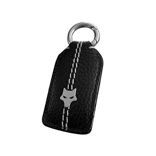 WOOLF/Ring - Dark Portachiavi Antimulte - Segnala Autovelox, Tutor, Telecamere Semaforiche, Mobili Frequenti in Auto e Moto