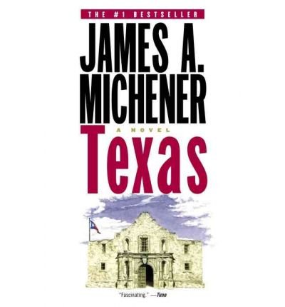 Texas Michener, James A ( Author ) Nov-12-2002 Paperback
