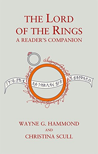 The Lord of the Rings: A Reader's Companion por Wayne G. Hammond