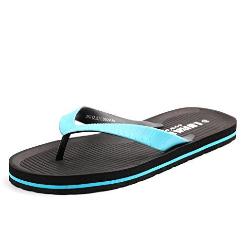 Flip-Flops simple masculin/Summer feuillet usure confortables sandales et pantoufles/Souliers de plage A
