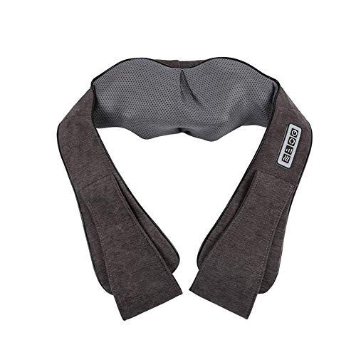 Unbekannt Knetmassage-Schal Hot Compress Taille Hals Multifunktionsschulter Rücken Schulter