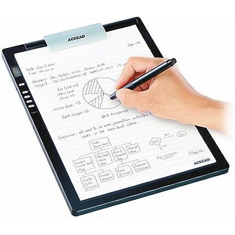 DigiMemo A402 - Tableta digitalizadora (tamaño A4, 32 MB)