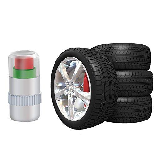 Honeysuck Auto Reifen Druck Monitor Sensor Indikator Ventil Stem Kappen