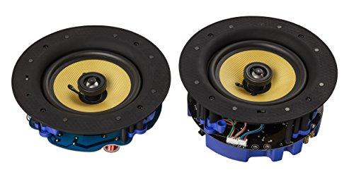IC Audio 20163042WiFi de Techo empotrable de Altavoz Blanco