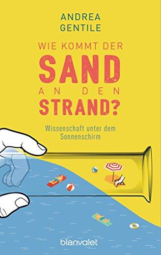 Sonnenschirm strand comic  Wie kommt der Sand an den Strand?: Wissenschaft unter dem ...