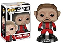 Funko Pop Star Wars The Force Awakens - Nien Nunb Figure Protective Case