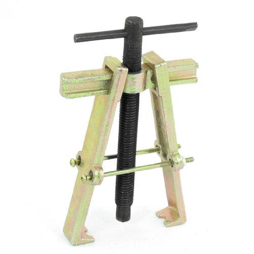 Bearing Puller Tool (sourcingmap 150mm Brass 2 Fuß Puller Tool für Roller Bearing Getriebe Reparatur Teil)