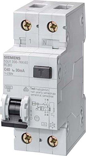 Siemens–Differential Kombination 10A 2M 30mA 6-b
