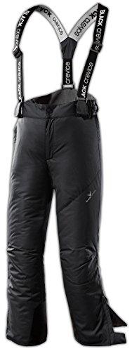 Black Crevice Pantalón Esquí Negro 8 años 128 cm