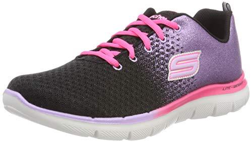 Skechers Appeal 2.0-Get Em Glitt, Chaussures de Fitness Fille