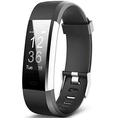 Willful Montre Connectée Smartwatch Podometre Homme Femme Enfant Fille Bracelet Connecté Smart Watch Cardio Android iOS Etanche IP68 Sport Running Marche Sommeil pour iPhone Huawei Xiaomi Sony Samsung