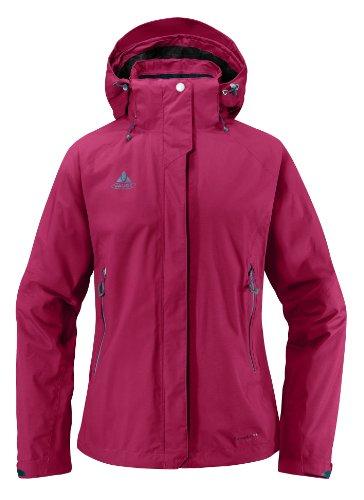 VAUDE monte rosa veste pour femme Rouge - Fushia