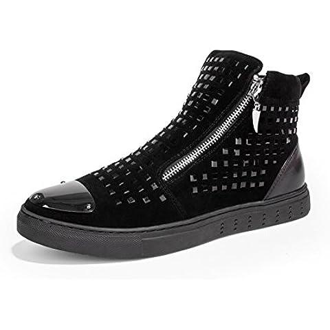 LYF KIU Autunno scarpe alte di moda/Scarpe sportive di aria/Moda Uomo Scarpe