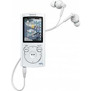 Sony NWZS765W.CEW Series 16GB Walkman - White