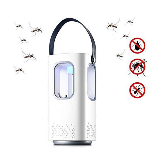 YOLE Mückenvernichter mit Photokatalysator Abwehrmittel -Anti-Moskito Tropical - Abwehr gegen Parasiten Fliegen Kakerlaken Spinnen Ameisen Ameisen Fliegende Kakerlaken Anti-Mücken