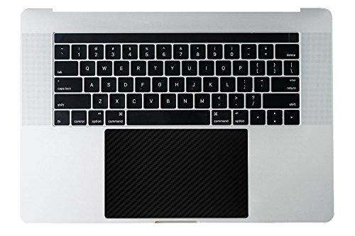 ltpguard Black diagonal striped macbook air and macbook pro Trackpad Touchpad Cover Skin Protector Sticker