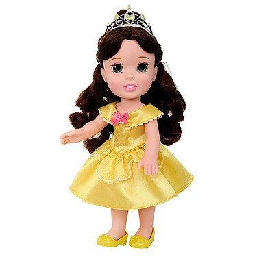 My First Disney Princess – Toddler Belle – Kinderpuppe 30 (Disney Toddler Princess)