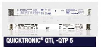 Osram QTI2X1424DIM Quicktronic Intelligent Dim T5 2x14/24 Dim 230V