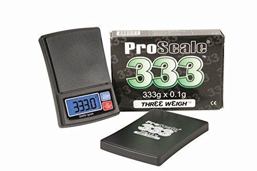 Mini-balance de poche au dixième de gramme 333g x 0.1g