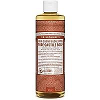 Dr. Bronner - Pure-Castiglia Sapone Eucalipto, 16 fl oz