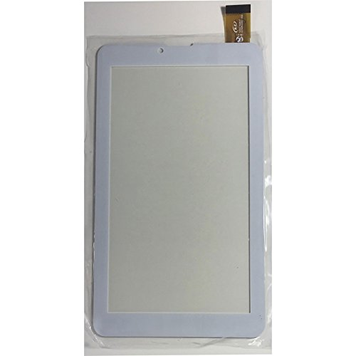 vetro tablet majestic HOUSEPC Touch Screen per Majestic Tab286hd 3g Bianco Vetro Tablet Digitizer 7.0 Tab 286 HD