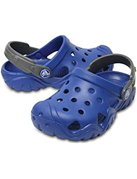 Crocs Swiftwater K - Zuecos de sintético para niño