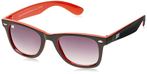MTV Gradient Wayfarer Unisex Sunglasses (Black) (MTV Gradient-122-C5) image