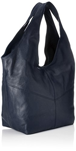 Think - Think! Bag, Borse a spalla Donna Blu (Navy 83)