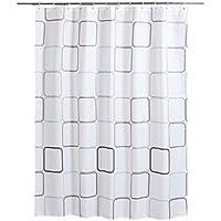 A prueba de agua cortina de baño colgar cortina partición de la cortina (altura:240cm/94.48in;anchura:200cm/78.74in, 01)