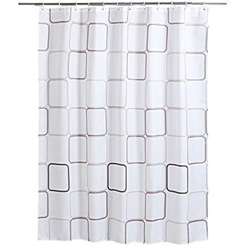 Duschvorhang überlänge überlänge textil duschvorhang 220 breit x 220 hoch weiss überlänge