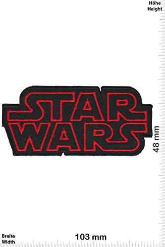 Parches   Starwars   Red  Movie   Star Wars   Parche