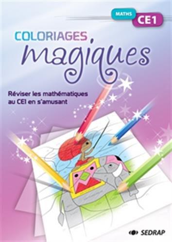 Le fichier Coloriage magique CE1 CE1 (Le dossier photocopier )