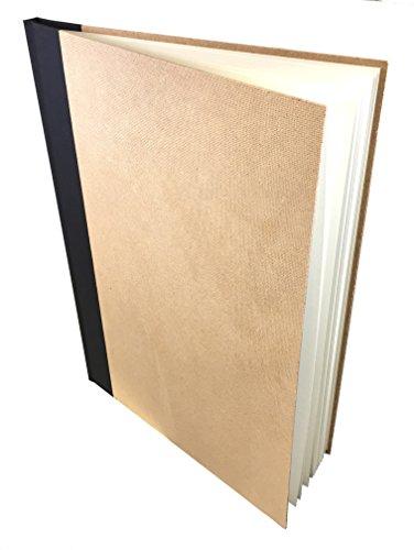 Artway Enviro - Gebundenes Skizzenbuch - 100 % Recycling-Zeichenpapier - Hardcover - 92 Seiten mit 170 g/m² - A4 Hochformat