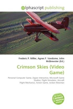 Crimson Skies (Video Game)