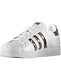 adidas Superstar W Calzado 4,5 ftwr white/mid grape