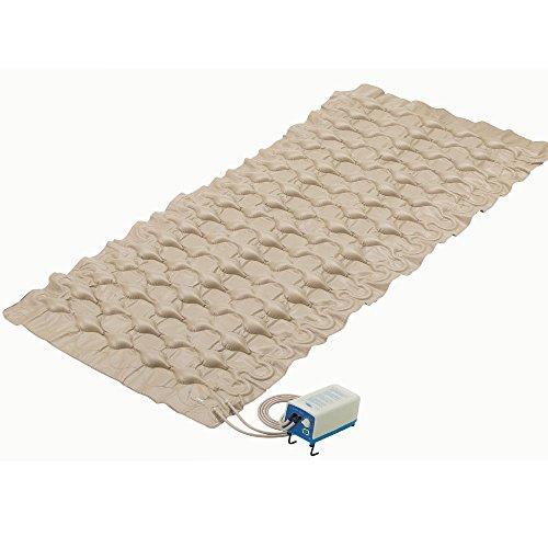 Sobrecolchn-antiescaras-y-comprensor-Liber-Eskal-de-Invacare-Colchn-antiescaras-ideal-para-discapacitados-y-personas-mayores-compresor-fcil-de-usar-2-en-1-Base-de-presin-del-colchn-alternante-Primera-