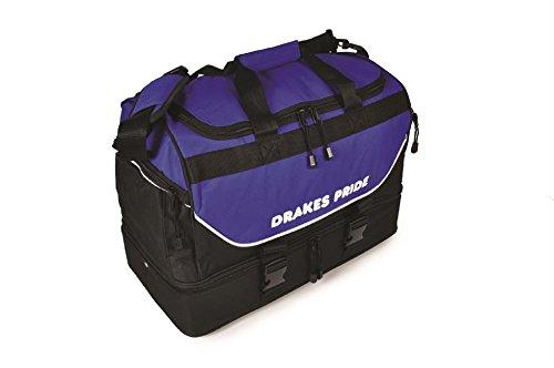 Drakes Pride Große Sporttasche - schwarzblau