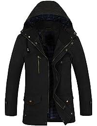 Amazon.it  con - Vogstyle   Giacche e cappotti   Uomo  Abbigliamento d670e257d8e
