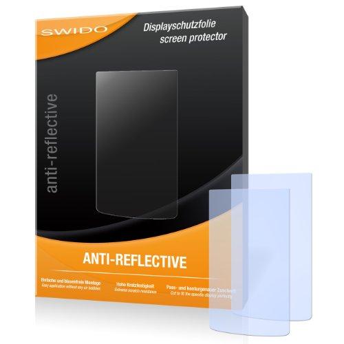 SWIDO Bildschirmschutz für Oppo N1 [4 Stück] Anti-Reflex MATT Entspiegelnd, Hoher Härtegrad, Schutz vor Kratzer/Glasfolie, Schutzfolie, Bildschirmschutzfolie, Panzerglas Folie