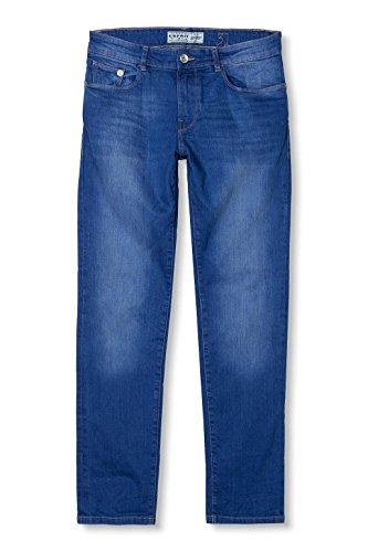 ESPRIT Herren Jeanshose Blau (BLUE MEDIUM WASH 902)