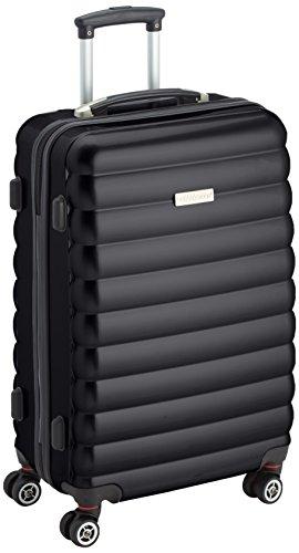Luggagezone, Uni Koffer, schwarz (Schwarz) - LZ7010-24-B
