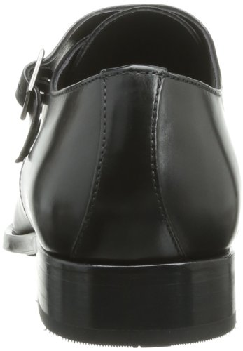 Florsheim Victor, Scarpe stringate uomo nero (Noir (Black Calf))