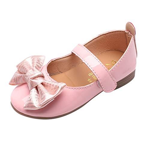 LianMengMVP Ballerine,Scarpe Ballerine da Bambine e Ragazze,Bambino Sandali Scarpe Bambini Moda Principessa Bowknot Danza Piccolo Casuale Sandali Scarpe Bambina Dancers Shoes